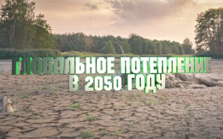 Последствия глобального потепления наступят уже 2050 году