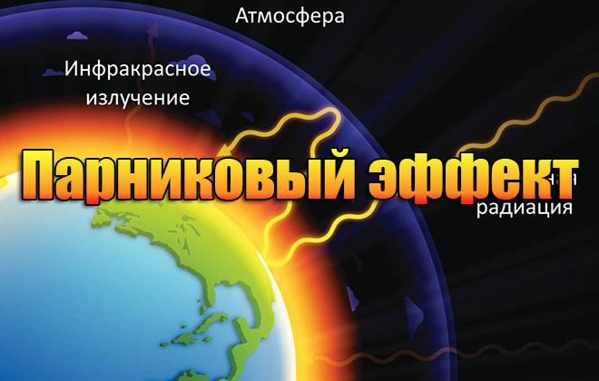 Механизм парникового эффекта
